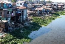 Filipinas, barrio pobre. Kara Santos/IPS