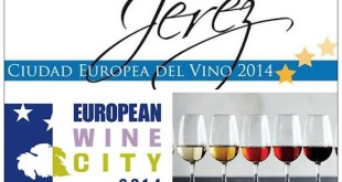 Jerez, Ciudad Europea del Vino 2014