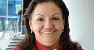 Rev. Gloria Nohemy Ulloa Alvarado. Foto Joanna Lindén-Montes/WCC