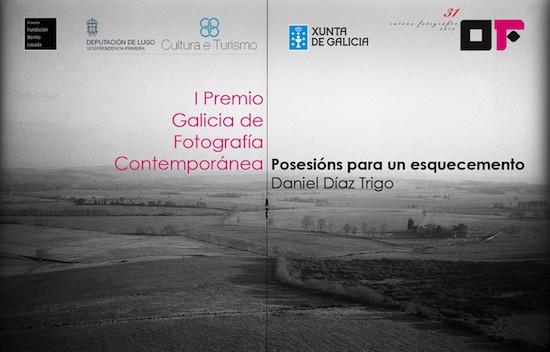 """Daniel Díaz Trigo, """"Posesións para un esquecemento"""" , I Premio Galicia de Fotografía Contemporánea"""