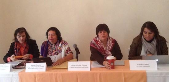 Organizaciones de mujeres lamentan el retroceso en las leyes que deben protegerlas.