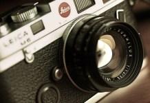 Cámara de leyenda: Leica M6