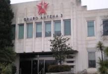 Sede de Antena3 en Madrid