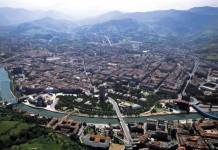 Vista aérea de Bilbao. abtbc.info