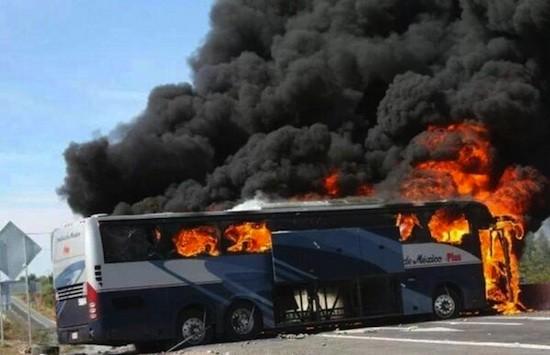 Mexico-atentados-MIchoacan
