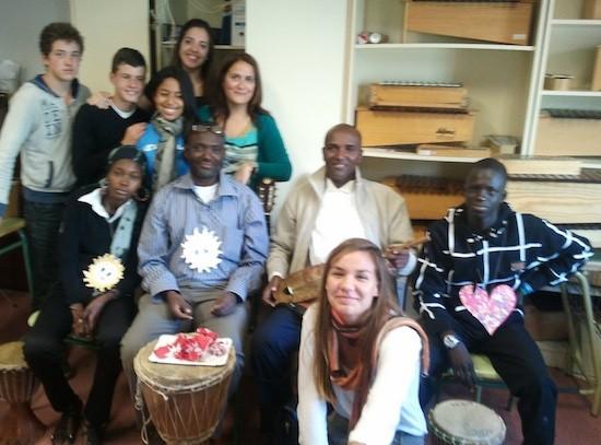 RESF: viaje educativo a Senegal
