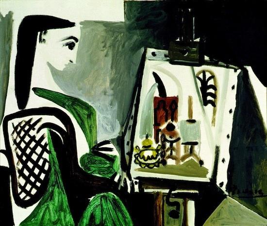 Picasso-Jacqueline-Roque-1956