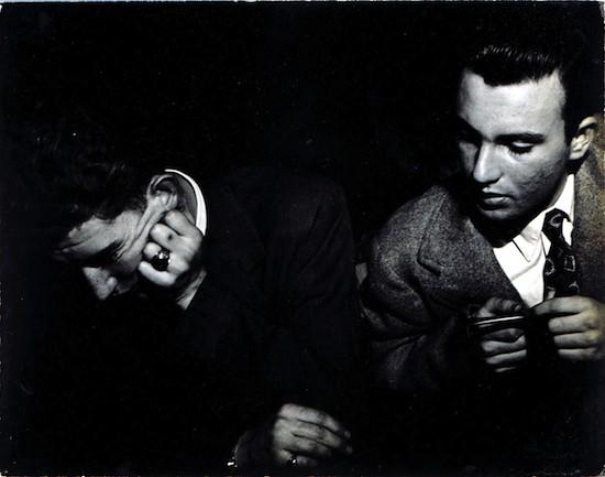 Mujeres fotógrafas en la Colección IVAM. Lisette Model. Nick's Night Club,1944