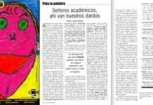 Discriminación religiosa antiprotestante del DRAE. 'El Eco Bautista', diciembre de 1998