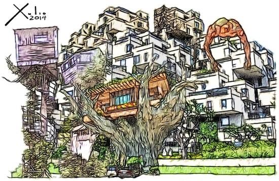 Xulio Formoso: Residencias virtuales