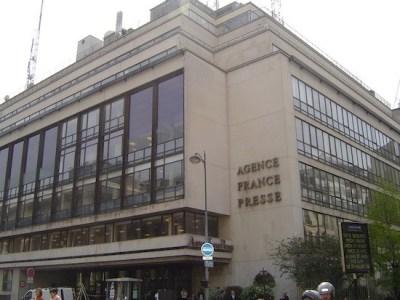 Sede de la AFP en París