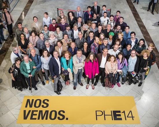 PHotoEspaña 2014. 'Nos vemos.' Jacobo Medrano