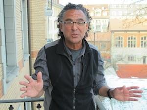 Alberto Villarreal. Foto: Sergio Ferrari