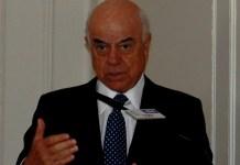 Francisco González,presidente del BBVA
