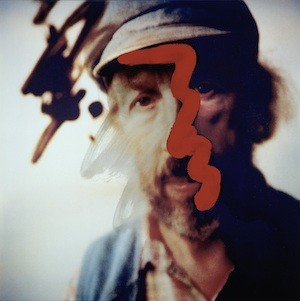 Richard Hamilton. Autorretrato 13.7.80 a, 1990. Oleo sobre Cibachrome montado sobre lienzo. 75,4 x 75,6 cm. IVAIVI, Institut Valencià d'Art Modern, Generalitat
