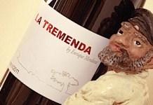 La Tremenda by Enrique Mendoza Monastrell 2011. (C) Manuel López