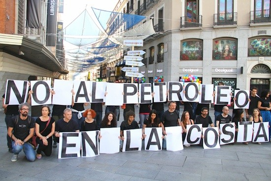 protesta-petroleo-costas-Madrid
