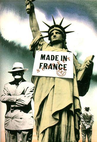 Josep Renau.The American Way of Life