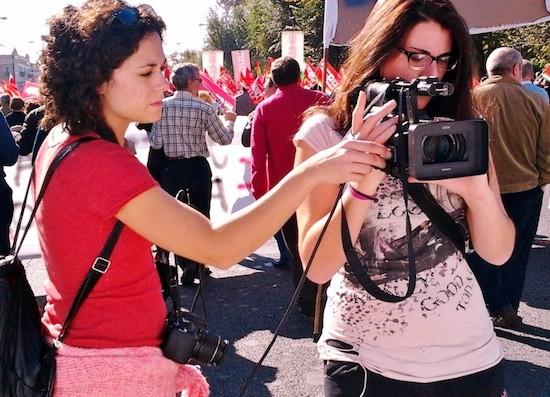 Mujeres Periodistas en Sevilla