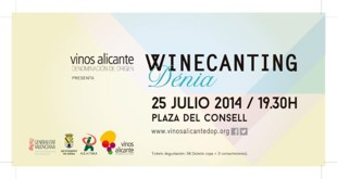 Winecanting Dénia 2014