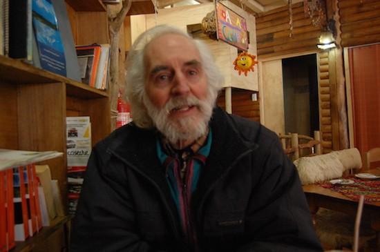 Peter Hartmann, coordinador de Aysén Reserva de Vida en la patagónica región chilena. Crédito: Marianela Jarroud /IPS