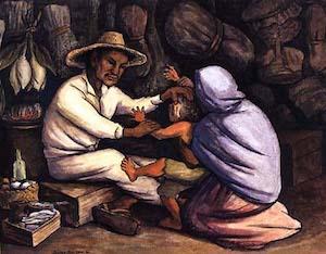 Diego-Rivera-curandero