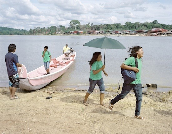Guayana francesa © Théophile Trossat / Sipa Press