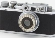 La primera Canon: Kwanon 1934