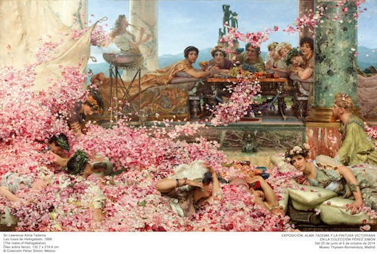 Tadema-rosas-Heliogabalo