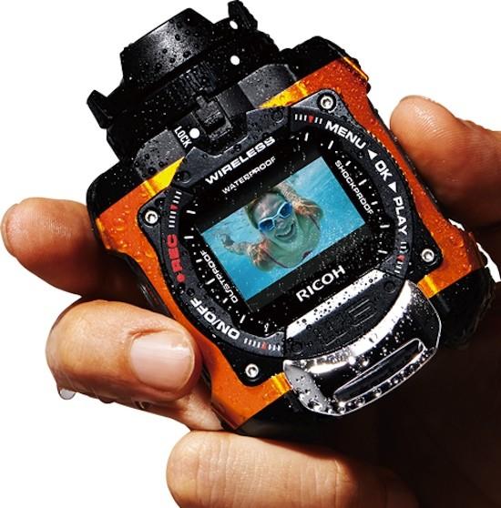 Ricoh Action Camera WG-M1