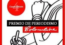 Logo del Premio de Periodismo Colombine