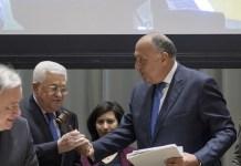 G77 Egipto a Palestina