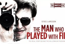 Henrik Georgsson documental Stieg Larsson
