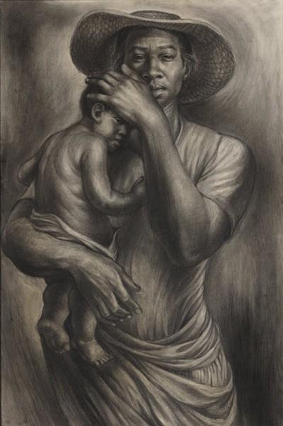MOMA: Charles White