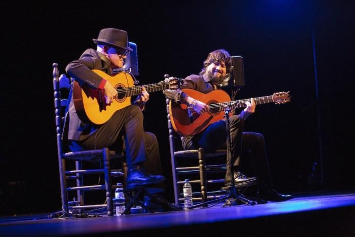 Nimes guitarras Chicuelo y Jose Luis Monton por Sandy Korzekwa
