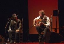 Nimes: guitarras de Dani de Moron y Duquende, por Sandy Korzekwa
