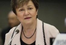 Kristalina Georgieva Banco Mundial