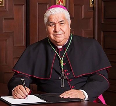 Rogelio Cabrera, arzobispo de Monterrey