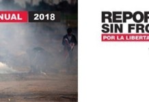 RSF informe anual 2018