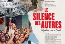 silencio de los otros cartel