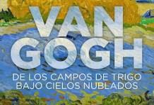 Van Gogh campos de trigo