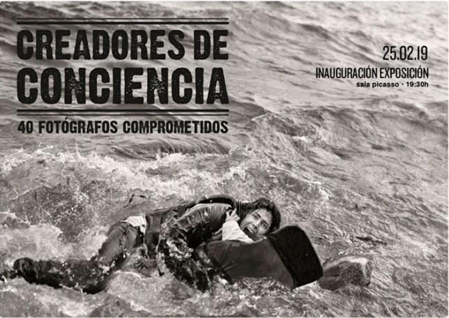 Creadores de conciencia, Círculo de Bellas Artes de Madrid. Marzo de 2019