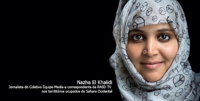 Nazha El Khalidi banner