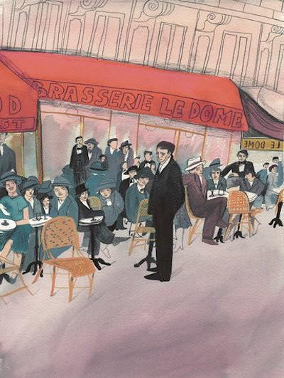 Paris Brasserie Le Dome por María Herreros