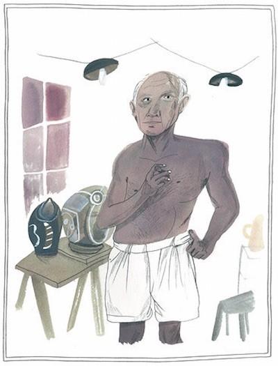 París, Picasso por María Herreros