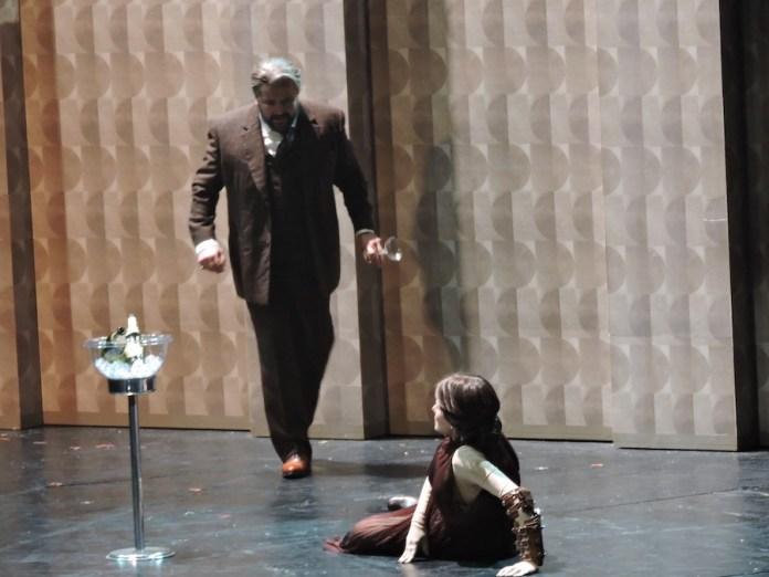 Personajes, Conde Cenci y su hija Beatriz
