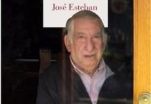 José Esteban Ahora que recuerdo cubierta