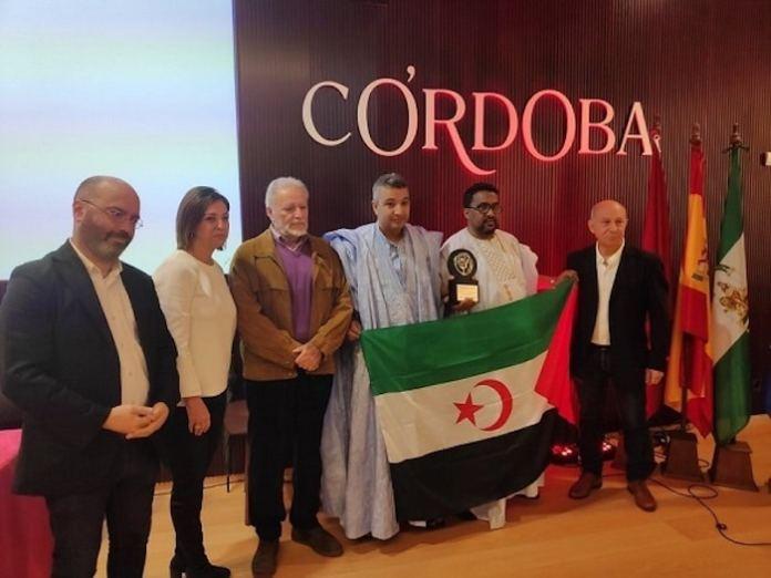 Periodistas Equipe Media junto a miembros del jurado y autoridades lcoales