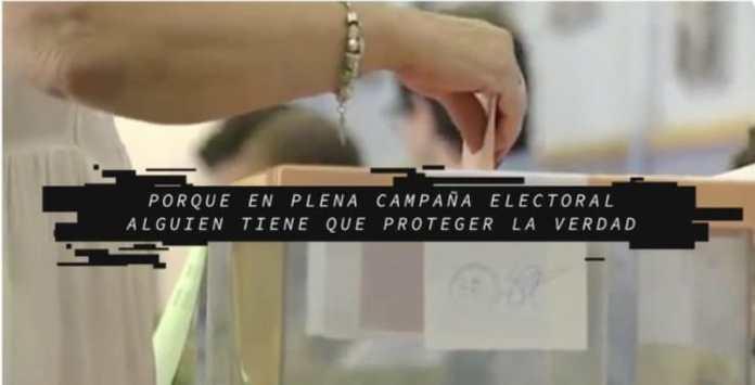 Imagen de la campaña #ProtectTheTruth para proteger la verdad sobre los inmigrantes en España