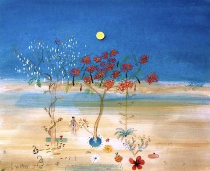 Xavier Puigmartí pintura